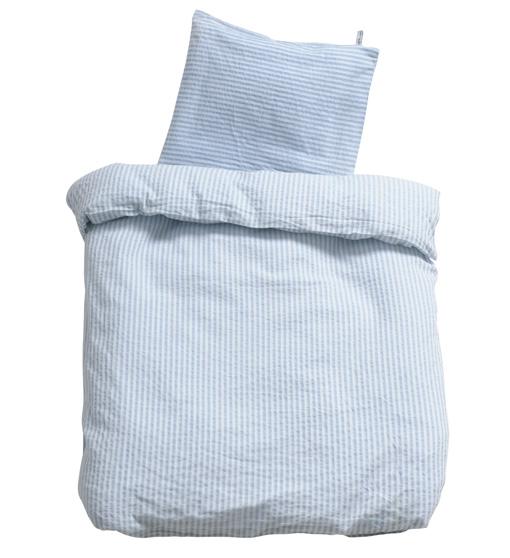 Unike Drøm sengesett Høie Junior, krepp, koksgrå 100x140cm - Kjell UK-54